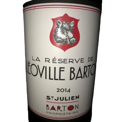 Leoville Barton, StJulien