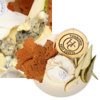 Truffled Tunworth Cheese