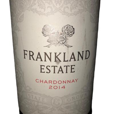 Frankland chardonnay