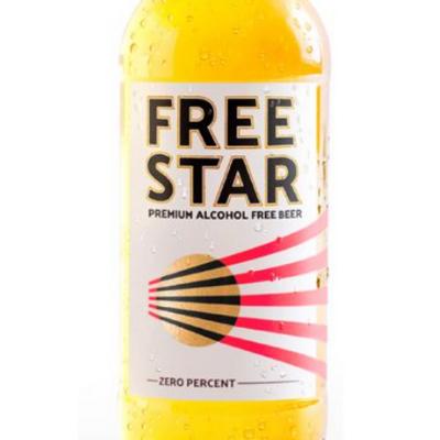 Free Star No-alco Beer