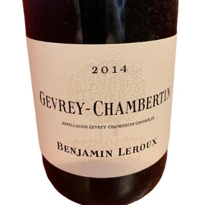 Gevrey-chambertain
