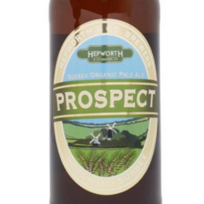 Hepworth Prospect Ale