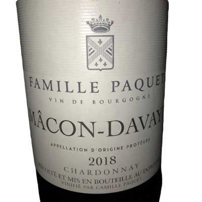 Macon-Davaye, Burgundy